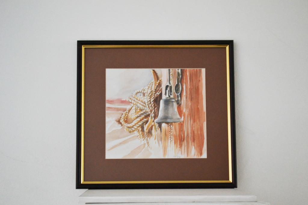 Tablou Clopot 30x31 cm 100 RON