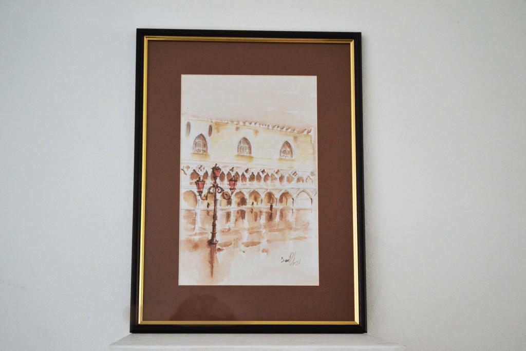 Tablou San Marco 30x40 cm 90 RON